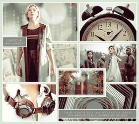 Thirteenth Doctor Aesthetic Pack