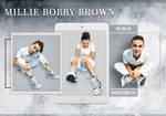 Millie Bobby Brown PNG Pack #02 by JJ-247