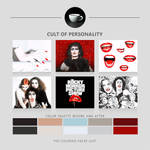 PSD #44 - Cult of Personality by JJ-247