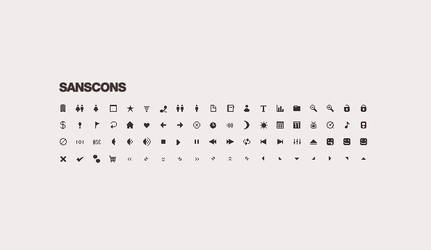 Sanscons by Cherie2
