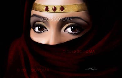 The Queen of Sheba by SOYOMA
