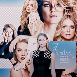 Lindsay Ellingson PNGs by tardisxblue