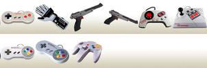 Nintendo Classic Controllers