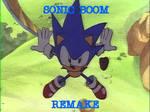 Sonic Boom Fan Animation