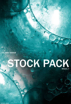 Stock Pack - Oil Into Water