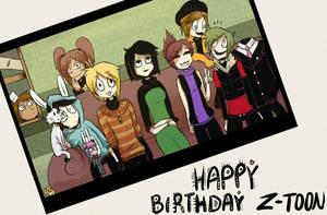Happy Birthday Z-T00N
