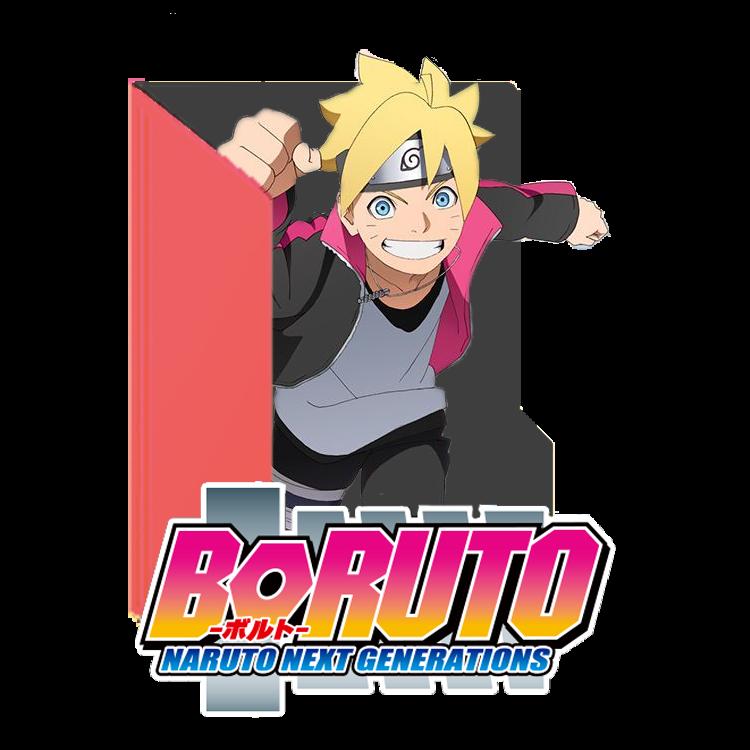 Boruto Naruto Next Generation Folder Icon By Adiityaa On