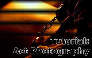 Act photography tutorial by sharq