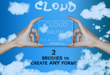 Cloud Brush for ANY Form