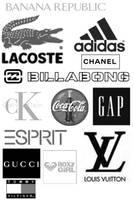 Brand logos brush by churiinn