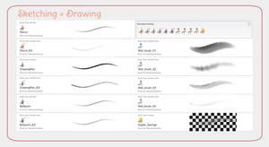 Sketching+Drawing