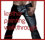 Leather Painting Walkthrough