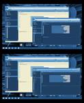 Metro Blue Theme for WIndows 8/8.1