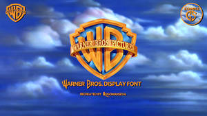 Warner Bros. Display Font