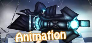 Black Rock Shooter Animation Ver