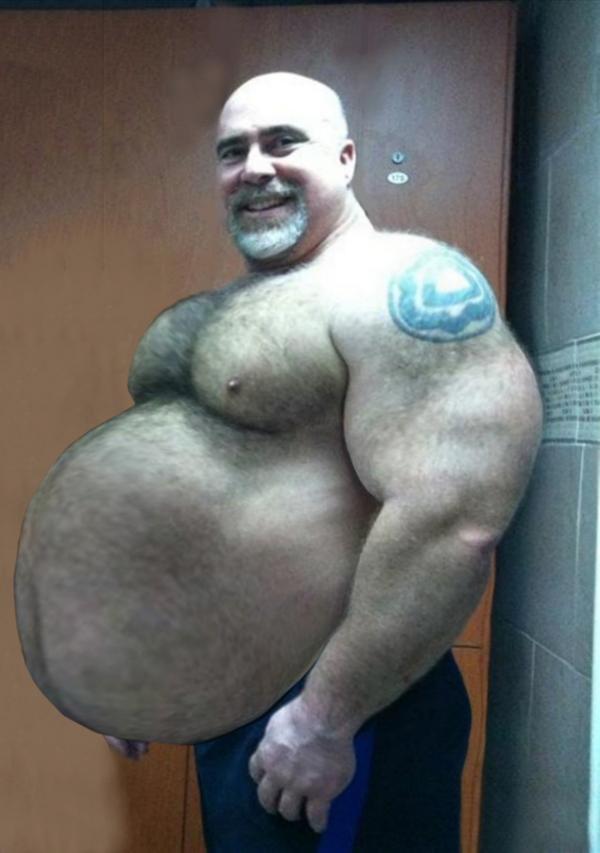 Ball Belly Bear Porn