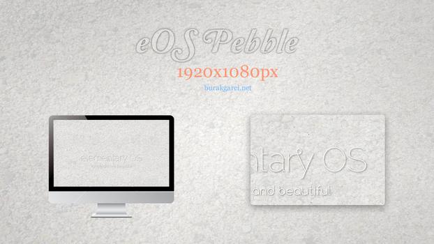 Wallpaper - eOS Pebble v2