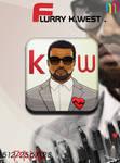 Flurry Kanye West Png .