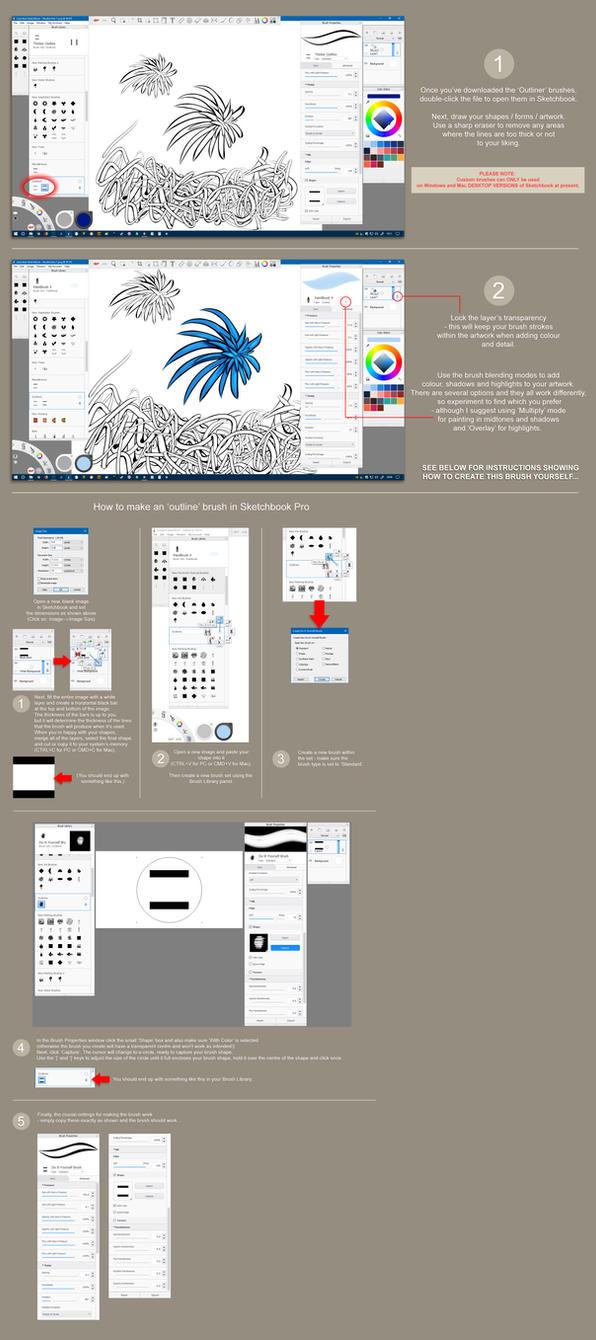 Brush Sets For Autodesk Sketchbook Pro Mac - programkidz