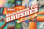 Jason's Free 2018 Sketchbook Pro Brush Set