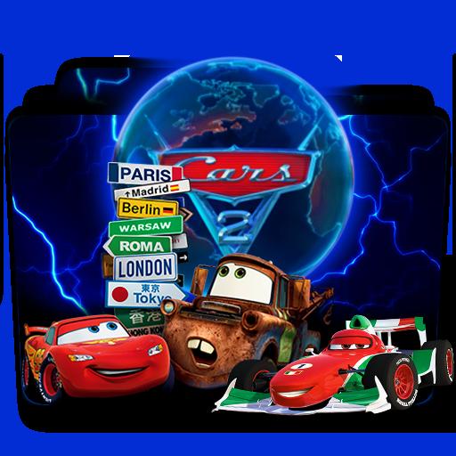 Cars 2 2011 Folder Icon By Mrsixthree On Deviantart
