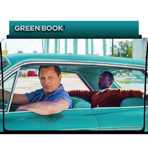 Green Book 2018 Folder Icon By Mrsixthree On Deviantart