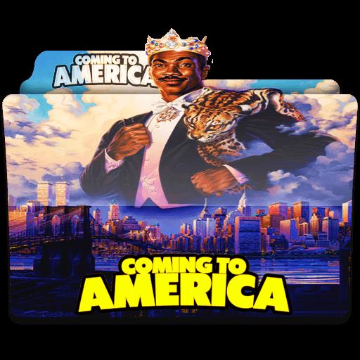 Coming To America 1988 Folder Icon By Mrsixthree On Deviantart