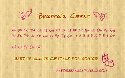 Brancascomicnotes