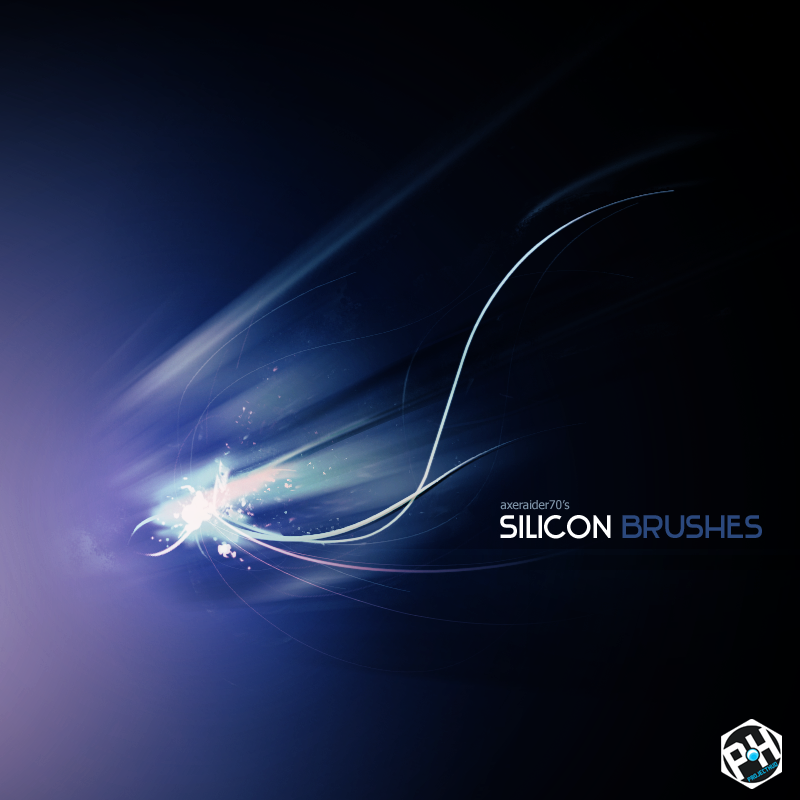 Silicon Brushes by Axeraider70