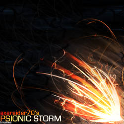 Psionic Storm Brushes