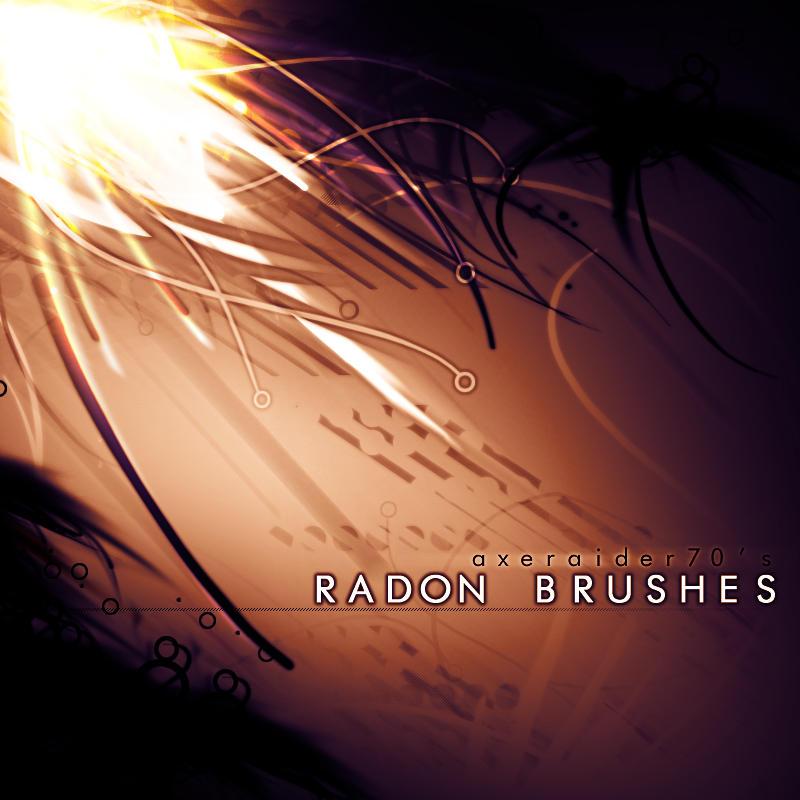 Radon Brushes by Axeraider70