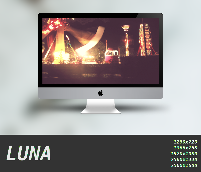 Luna Wallpaper Pack by linuxville