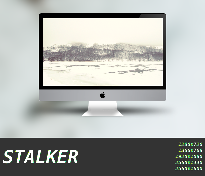 Stalker Wallpaper Pack by linuxville