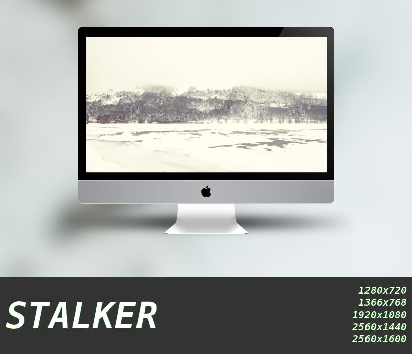 Stalker Wallpaper Pack by linuxville