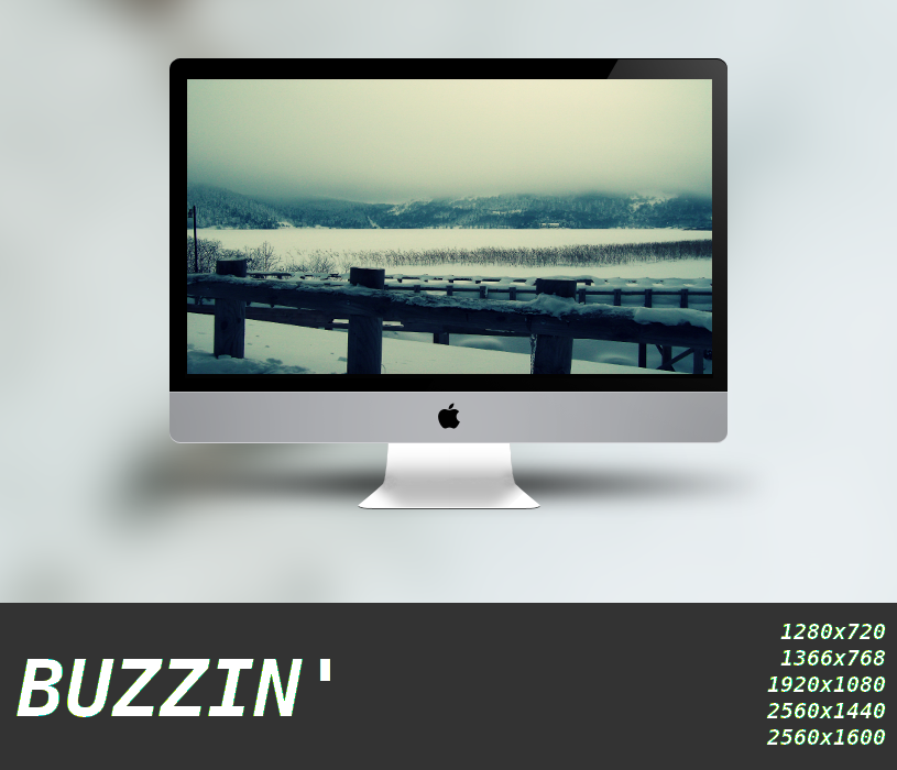 Buzzin' Wallpaper Pack by linuxville