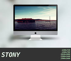Stony Wallpaper Pack by linuxville
