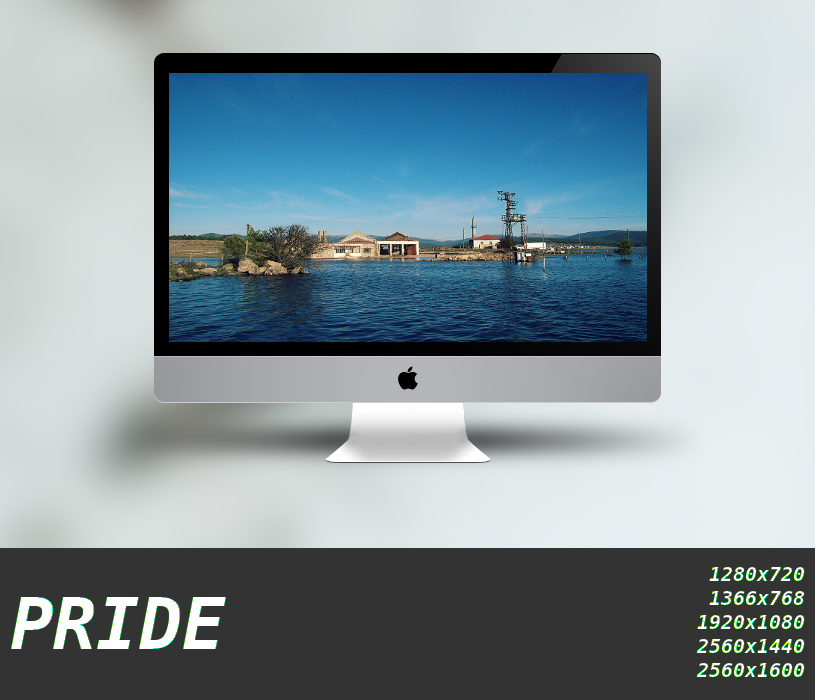 Pride Wallpaper Pack by linuxville