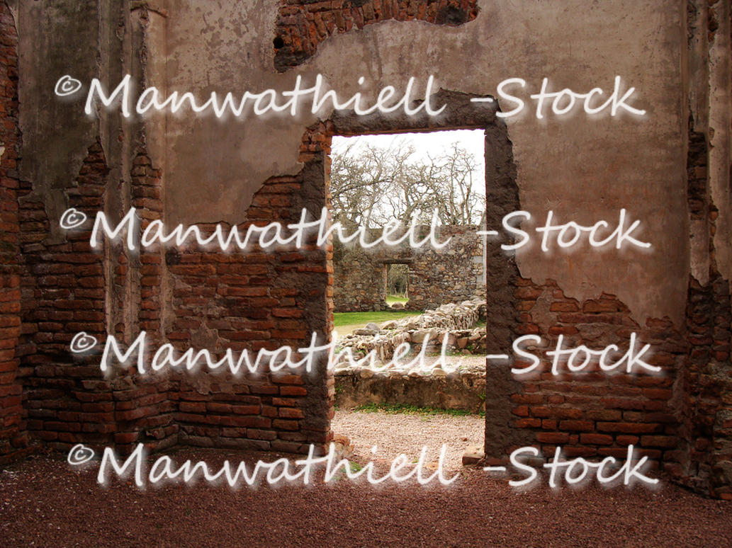 EXC_Ruin1 by Manwathiell-Stock