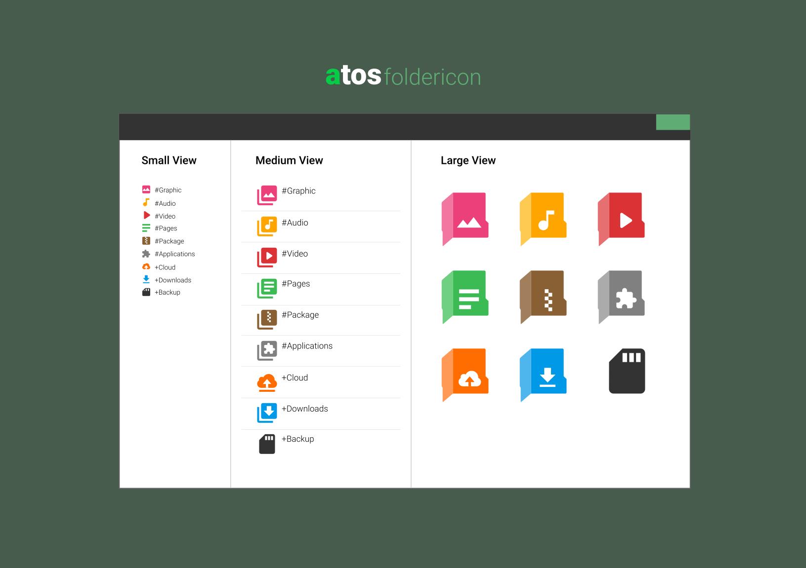 ATOS Folder Icon