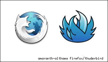 amaranth firefox thunderbird