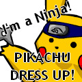 Pikachu Dress Up V.1 by Atrixy