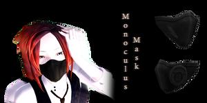 [MMD] Monoculus Mask DL