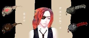 [MMD] Eyepatch's DL