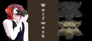 [MMD] Wolfmask DL