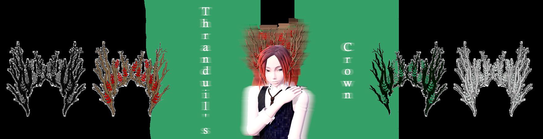 [MMD] Thranduil's Crown DL