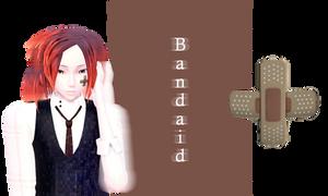 [MMD] BandAid DL