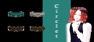 [MMD] Circlet DL