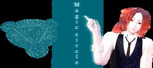 [MMD] Magic circle DL