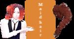 [MMD] Maid Hair DL
