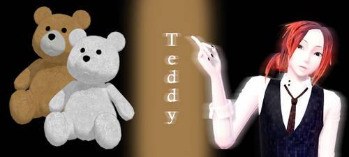 [MMD] Teddy DL